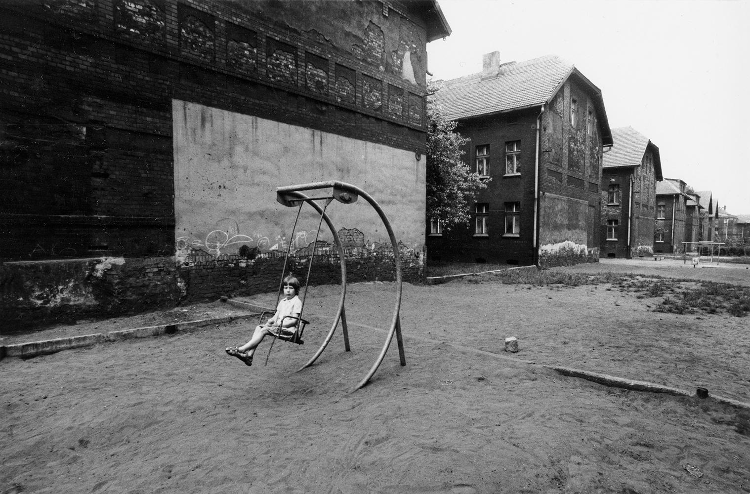 Michał Cała,  A swing,  1978