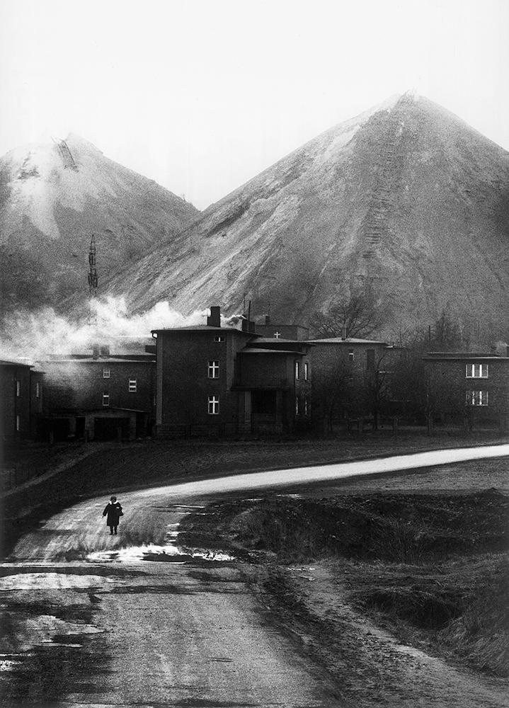 Michał Cała,  Waste dumps (slagheaps) of the Rymer Mine,  1978