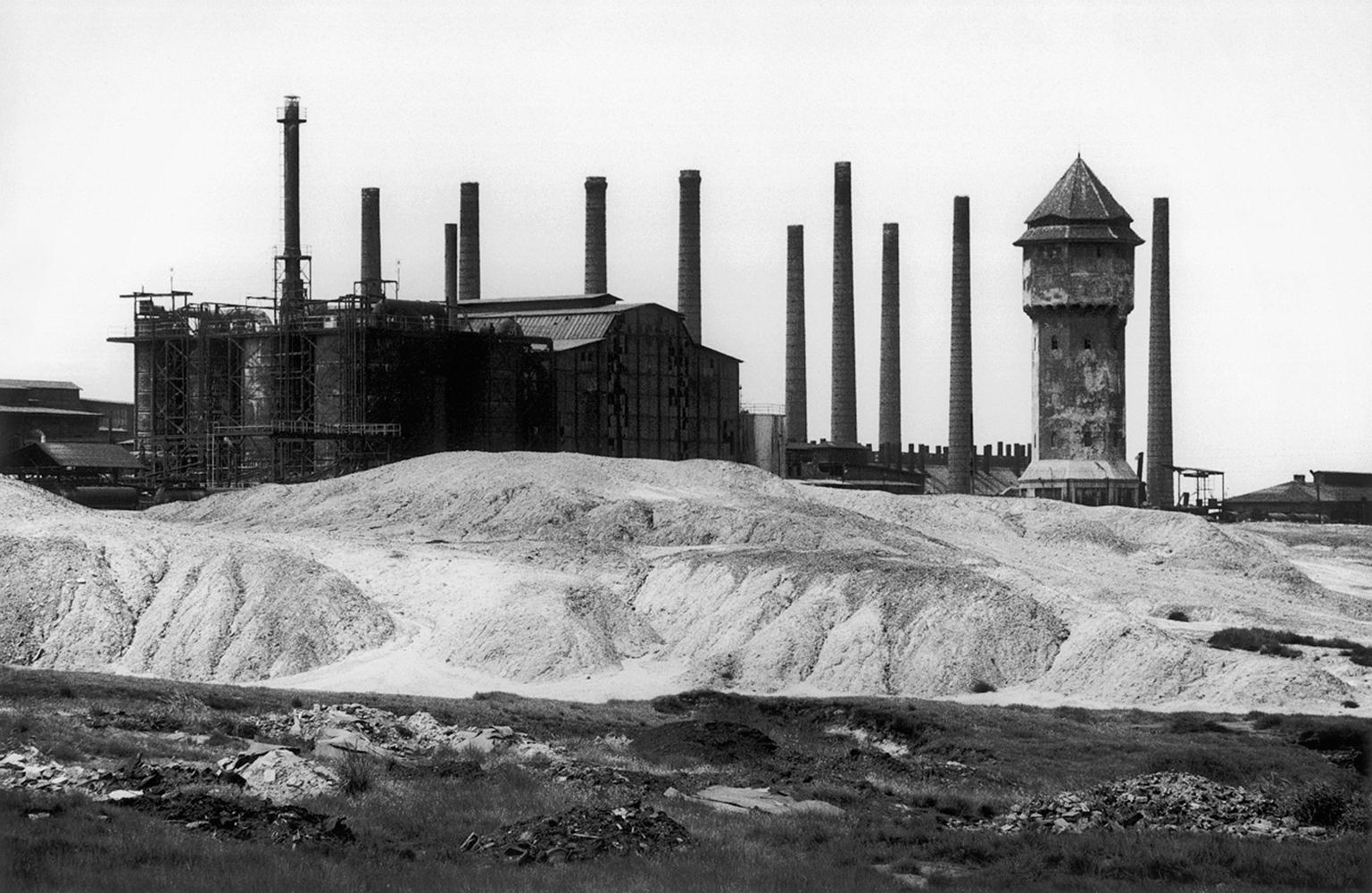 Michał Cała,  The Uthemann Zinc Smelter,  1978
