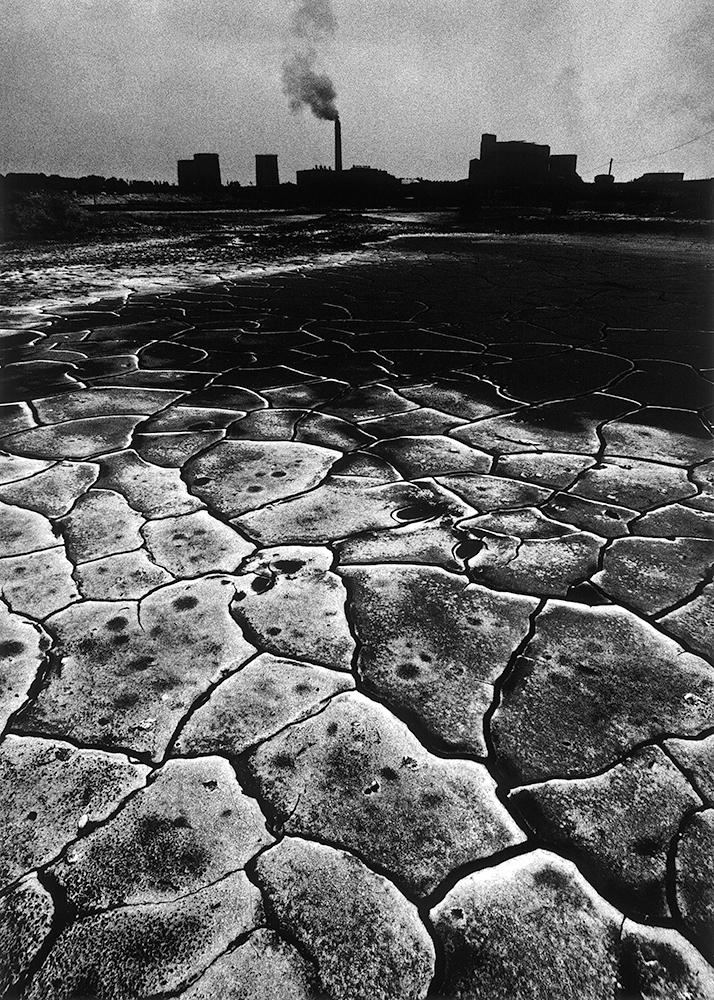 Michał Cała,  The vicinity of the Marcel Mine,  1978