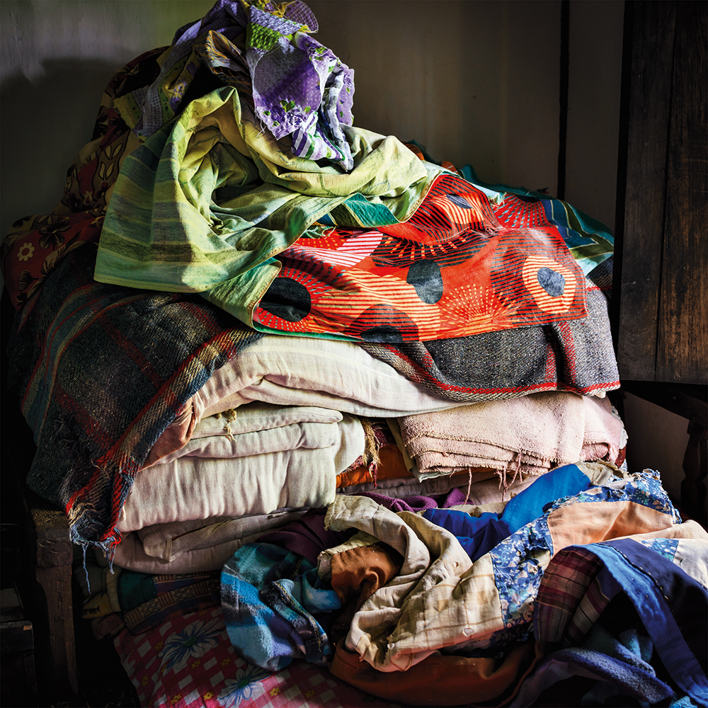 Karolin Klüppel,  Mary's blankets,  2013