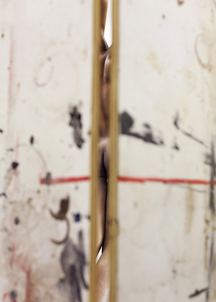 "Elliott Jerome Brown Jr.,  Pendulum , 2014, 39""x26"", inkjet print, edition 1, $1600"