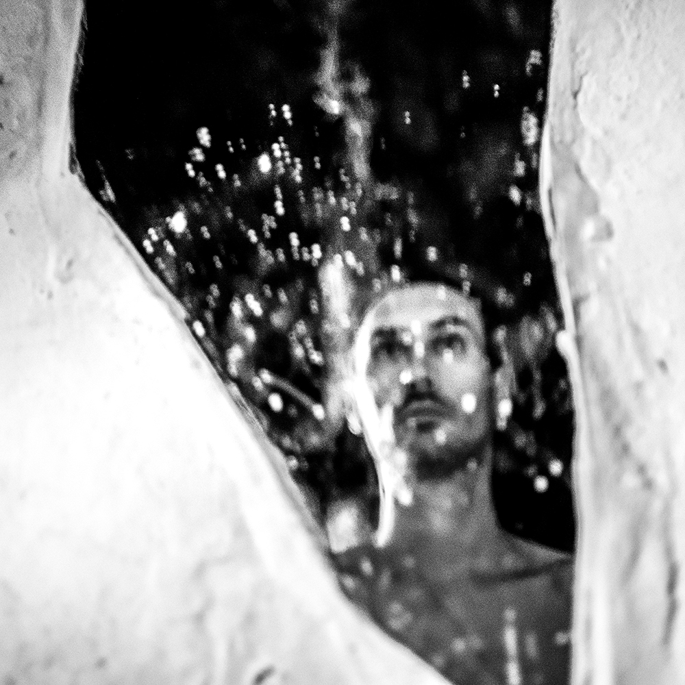 Benoit Fournier,  Self portrait (Babylon) , 2015