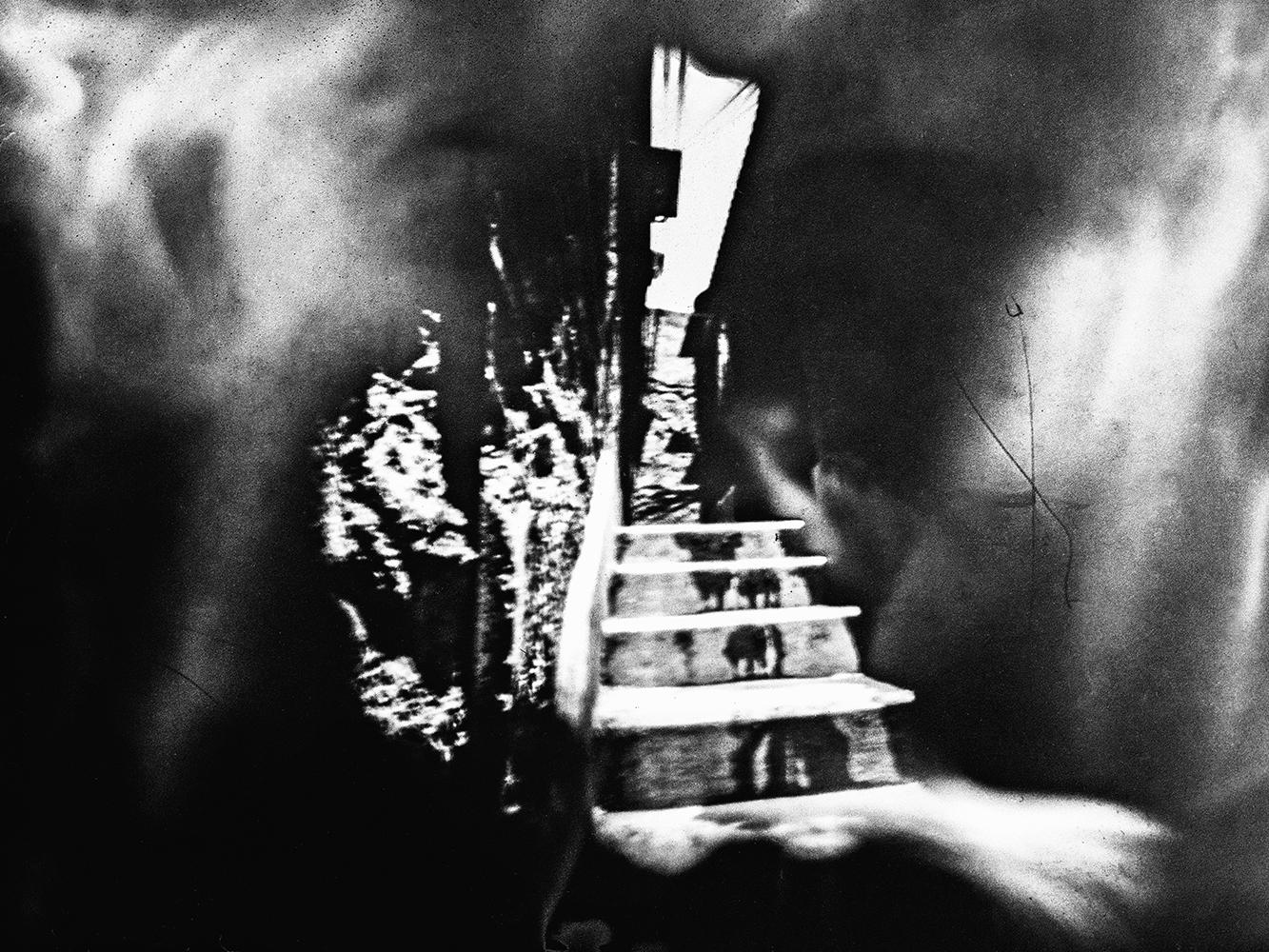 Benoit Fournier,  Escadaria #1 , 2015