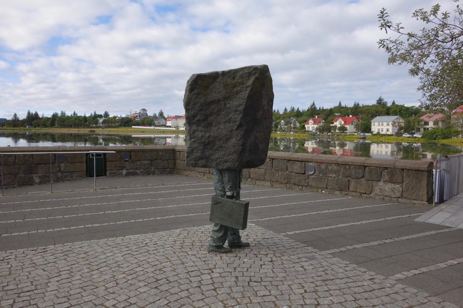 Carol Glauber,  Reykjavik, Iceland