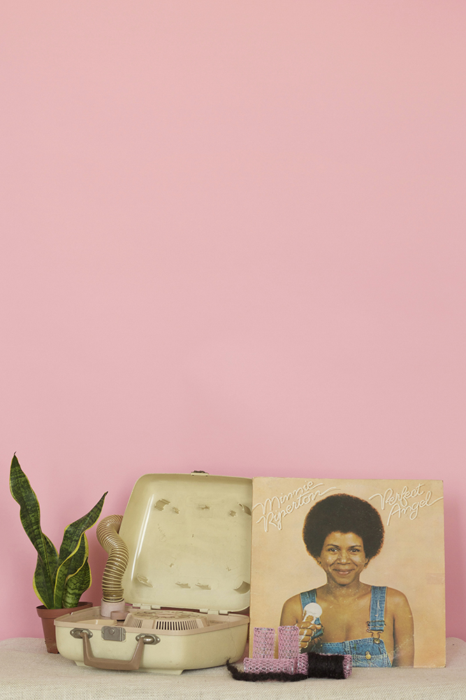Nakeya Brown,  The Edge of a Dream , from  If Nostalgia Were Colored Brown , 2014