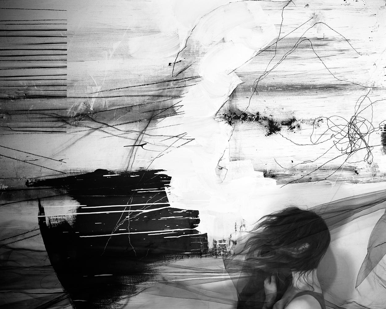 Lauren Semivan,  Wind #2,  2012. Archival pigment print.