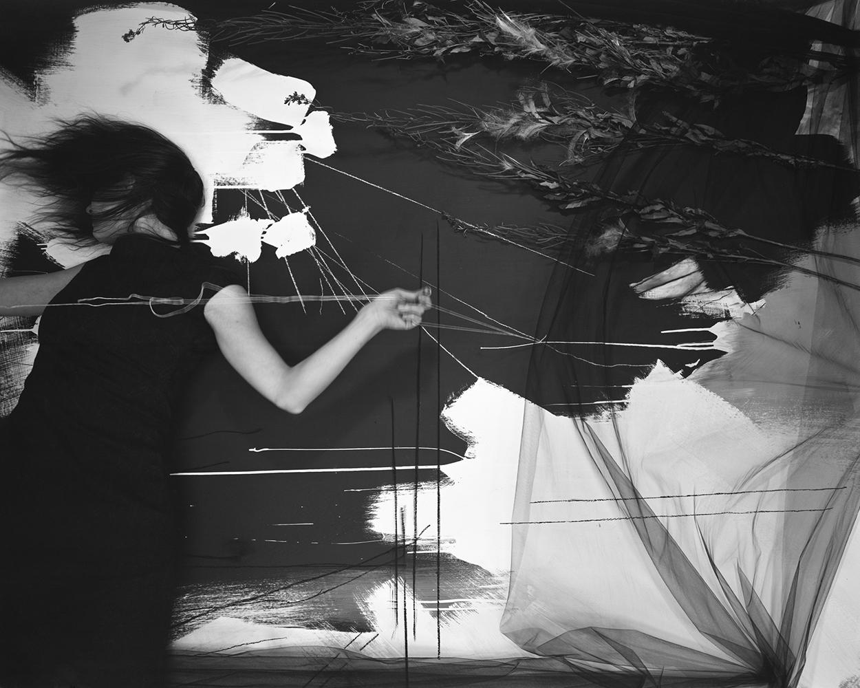 Lauren Semivan,  The Plumb Line,  2014. Archival pigment print.