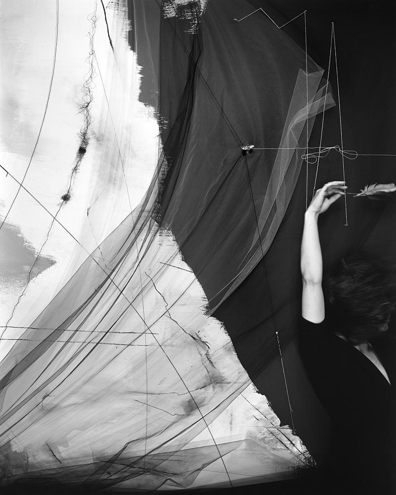 Lauren Semivan,  Cassiopeia,  2014. Archival pigment print.