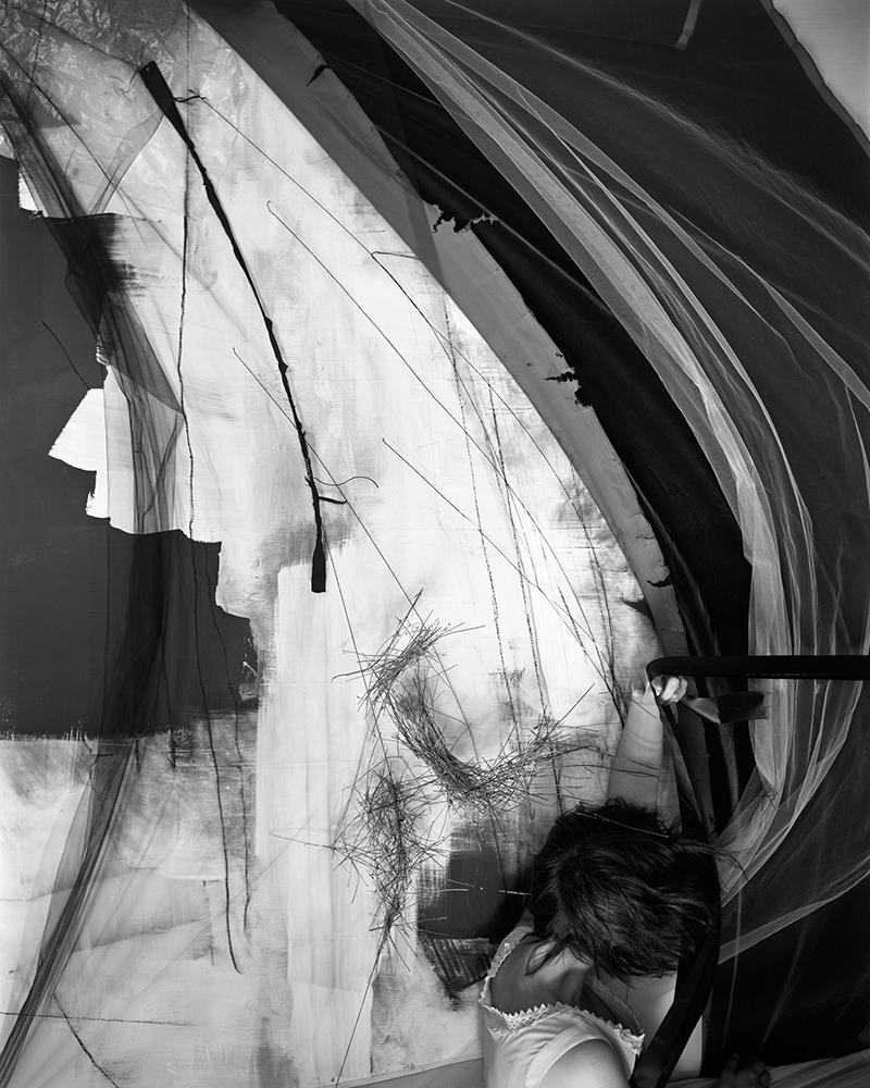 Lauren Semivan,  Velvet,  2015. Archival pigment print.