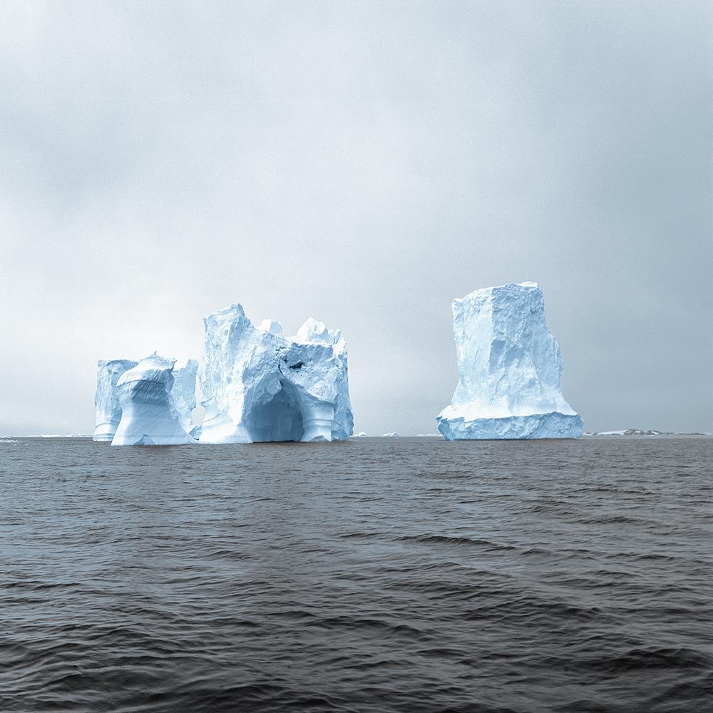 Magda Biernat,  Adrift #5, Antarctica,  2013