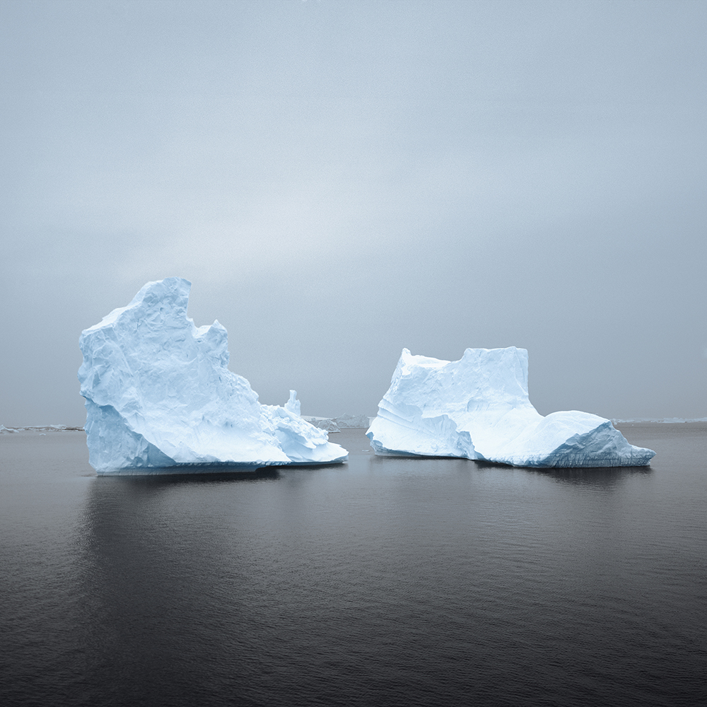 Magda Biernat,  Adrift #7, Antarctica,  2013