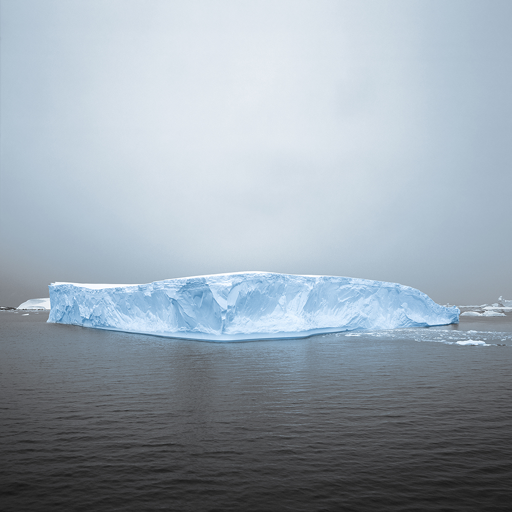 Magda Biernat,  Adrift #9, Antarctica,  2013