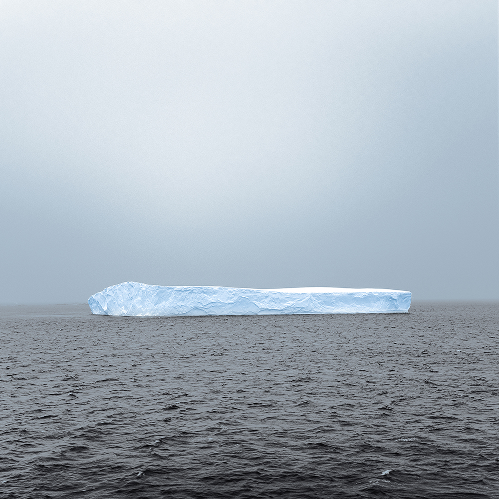 Magda Biernat,  Adrift #11, Antarctica,   2013