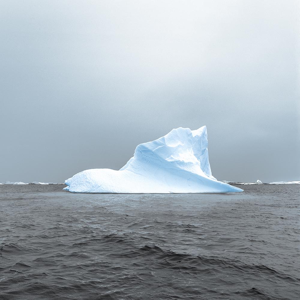 Magda Biernat,  Adrift #13, Antarctica,  2013