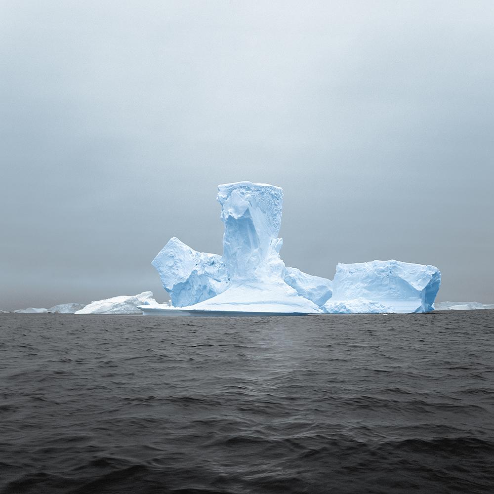 Magda Biernat,  Adrift #15, Antarctica,  2013