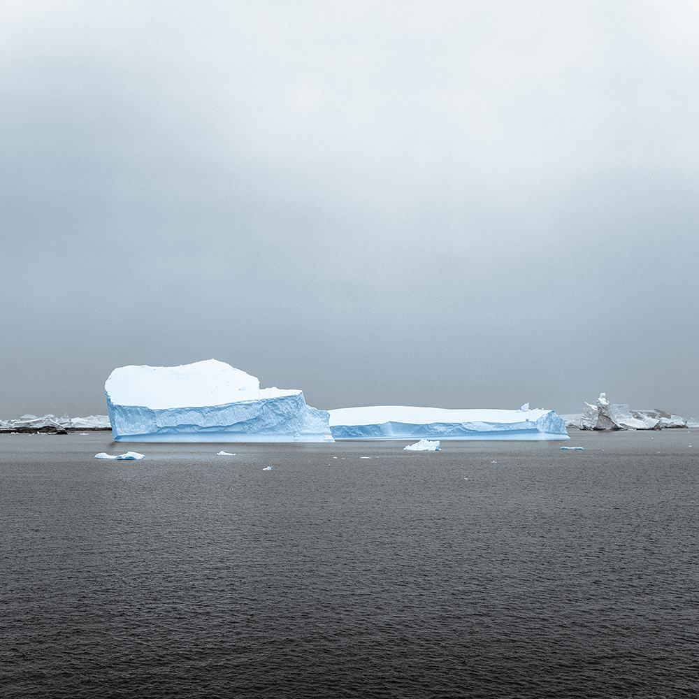 Magda Biernat,  Adrift #17, Antarctica,  2013
