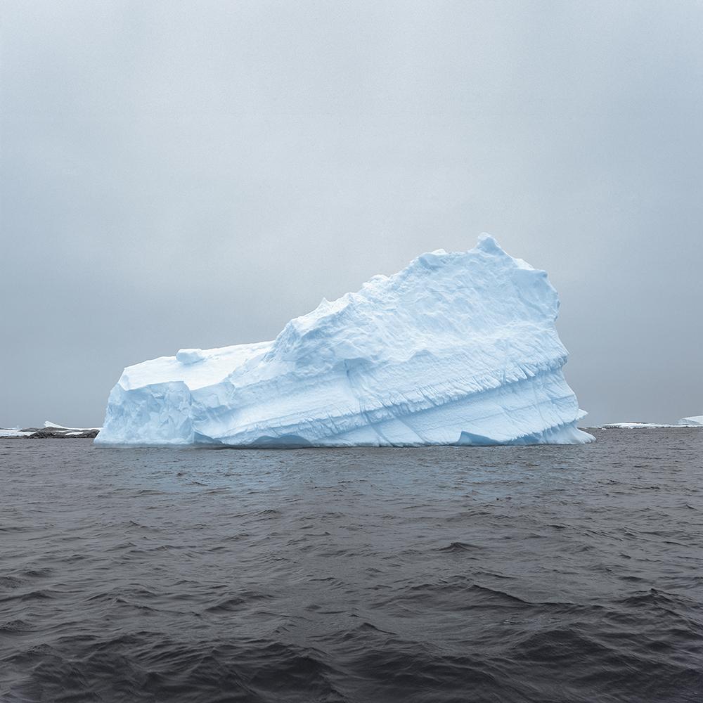 Magda Biernat,  Adrift #21, Antarctica,  2013