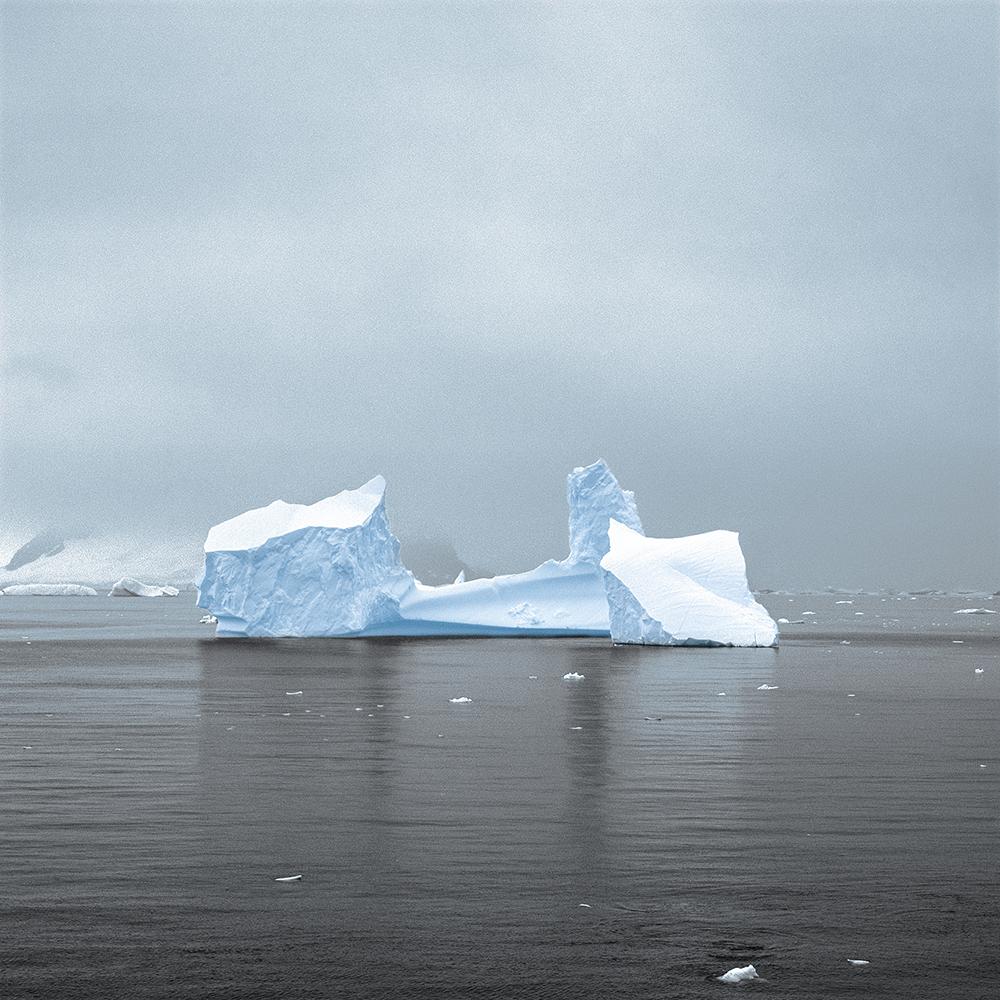 Magda Biernat,  Adrift #23, Antarctica,  2013