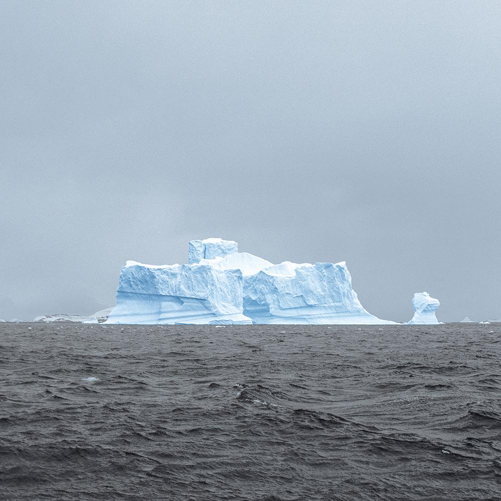Magda Biernat,  Adrift #25, Antarctica,  2013
