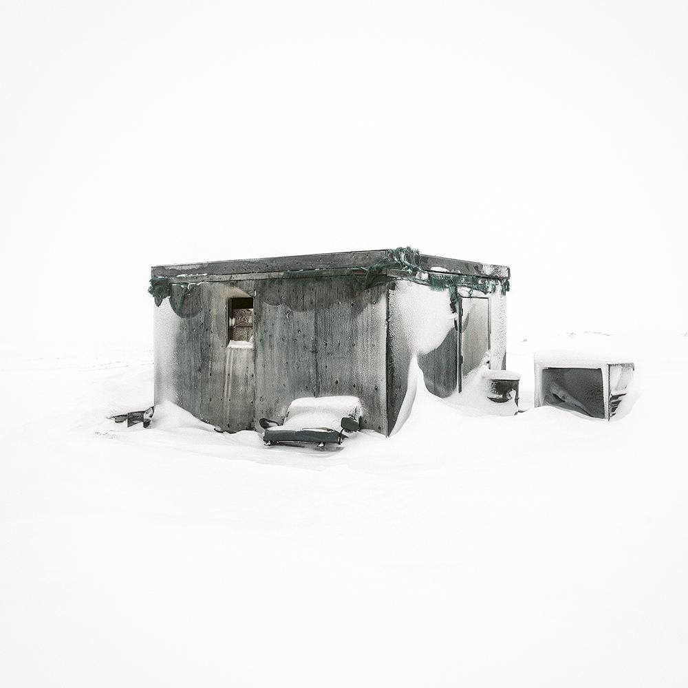 Magda Biernat,  Adrift #26, Alaska,  2013