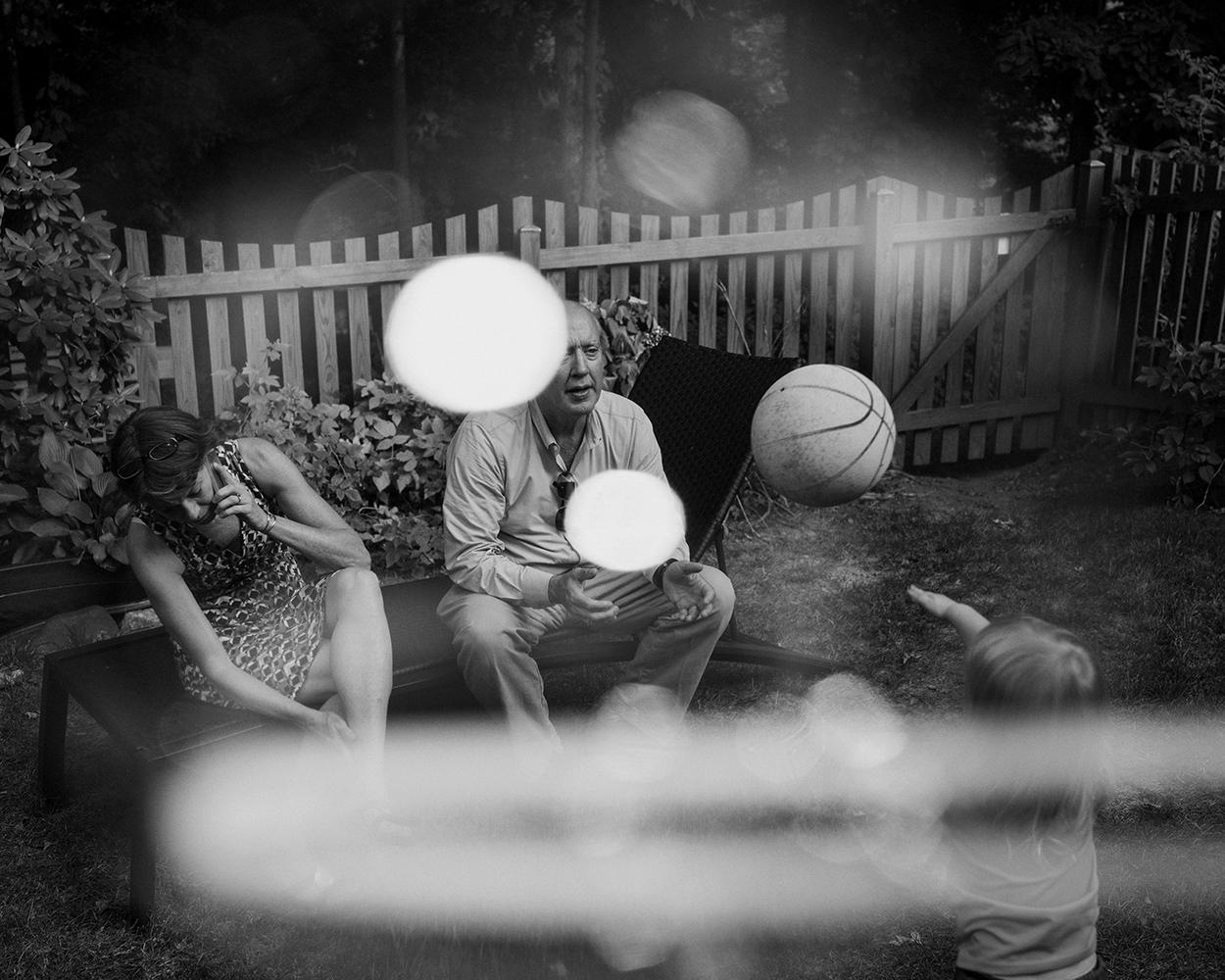 Matt Eich,  Dissolution, Charlottesville, Virginia , 2015