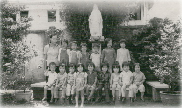 Sister in Catholic school in 1980.jpg