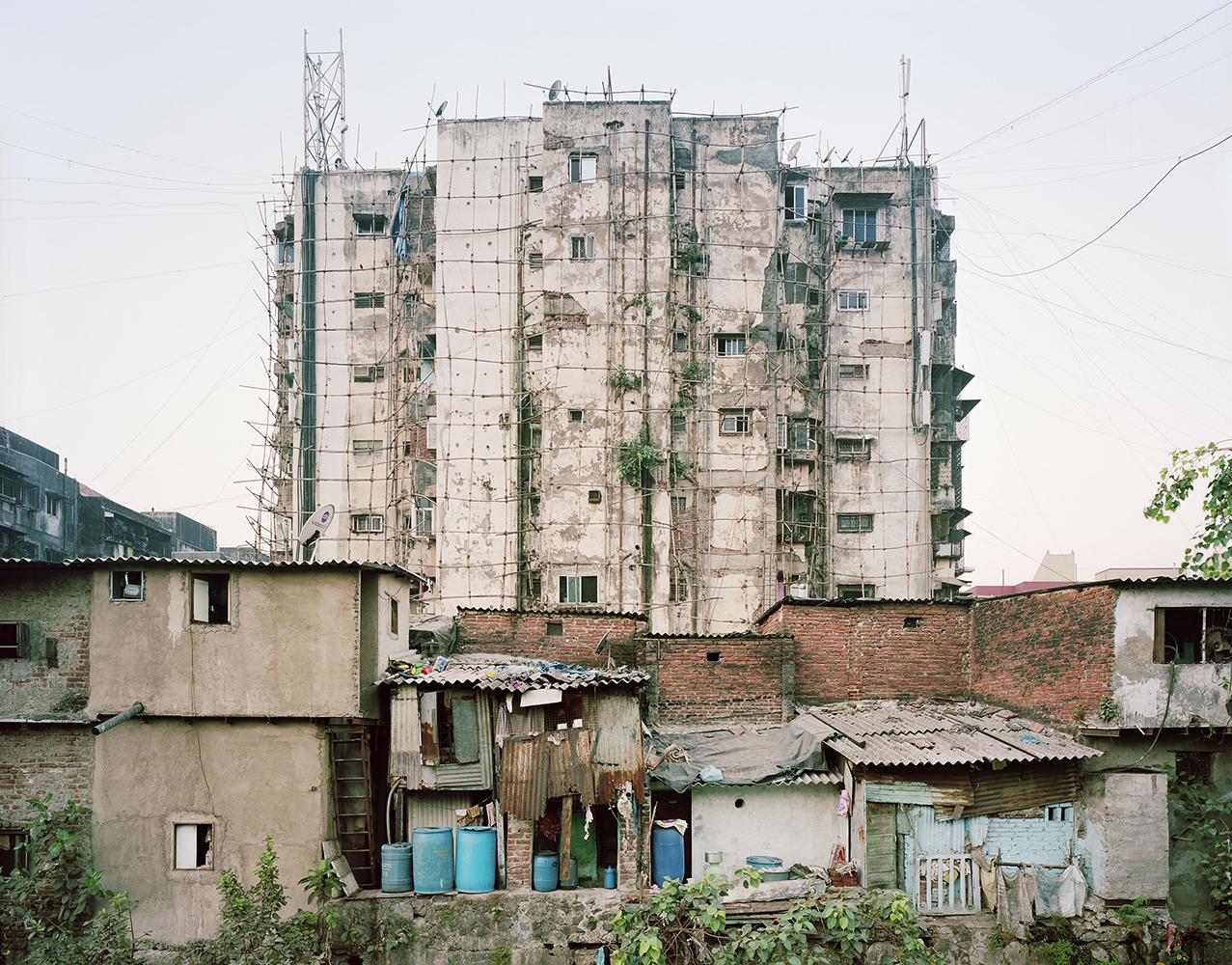 Noah Addis,  Dharavi #2, Mumbai,  2011