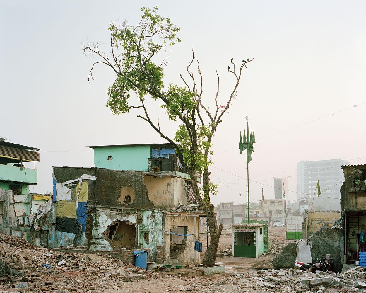 Noah Addis,  Golibar Slum Rehabilitation #1, Mumbai  , 2011