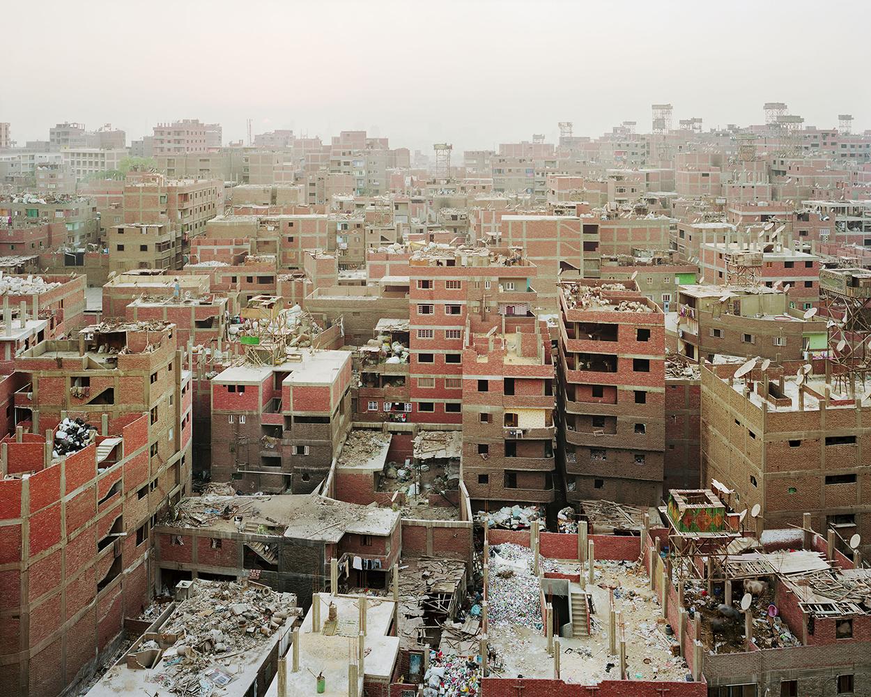 Noah Addis,  Manshiet Nasser #1, Cairo  , 2012