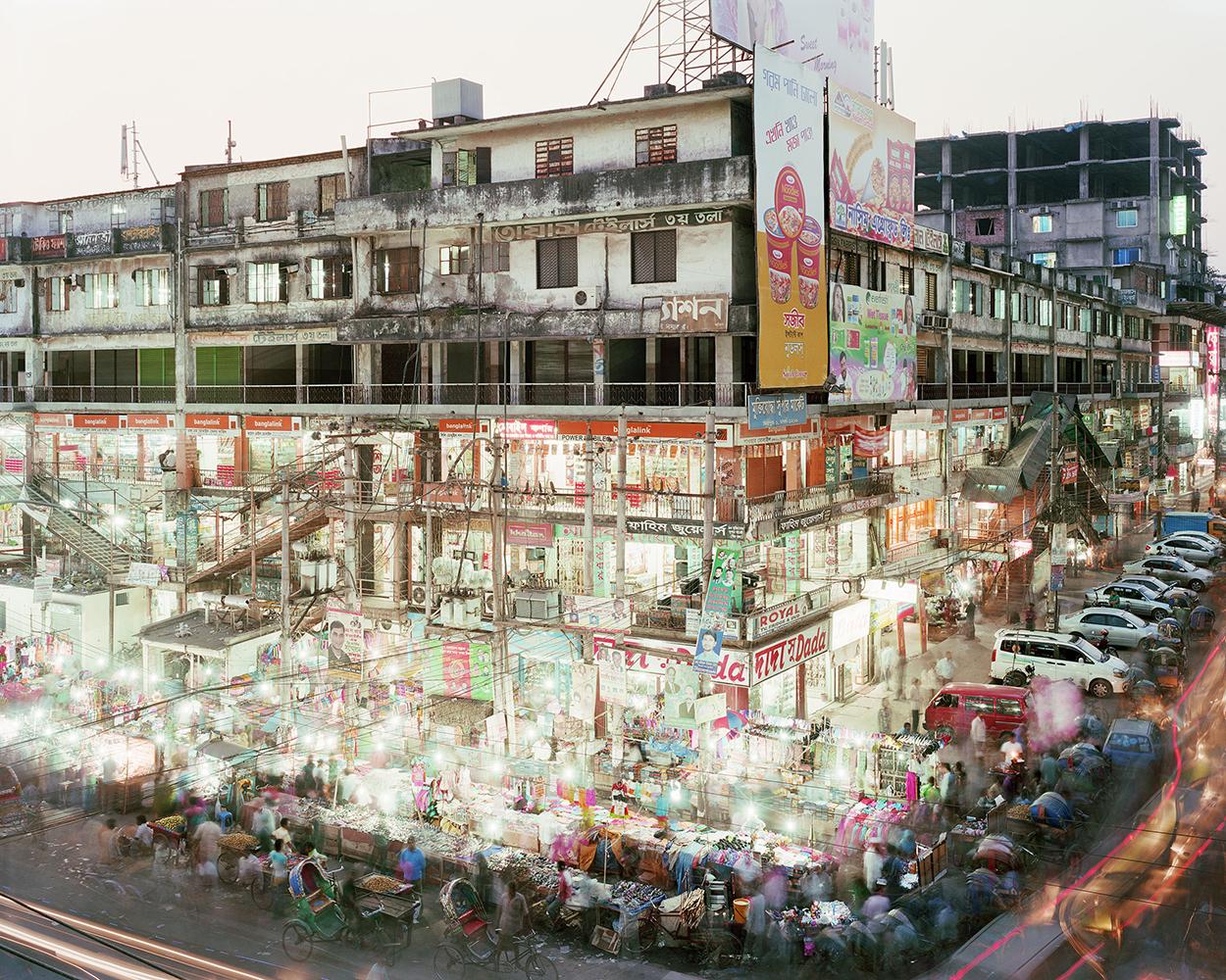 Noah Addis,  Mirpur One #1, Dhaka , 2013