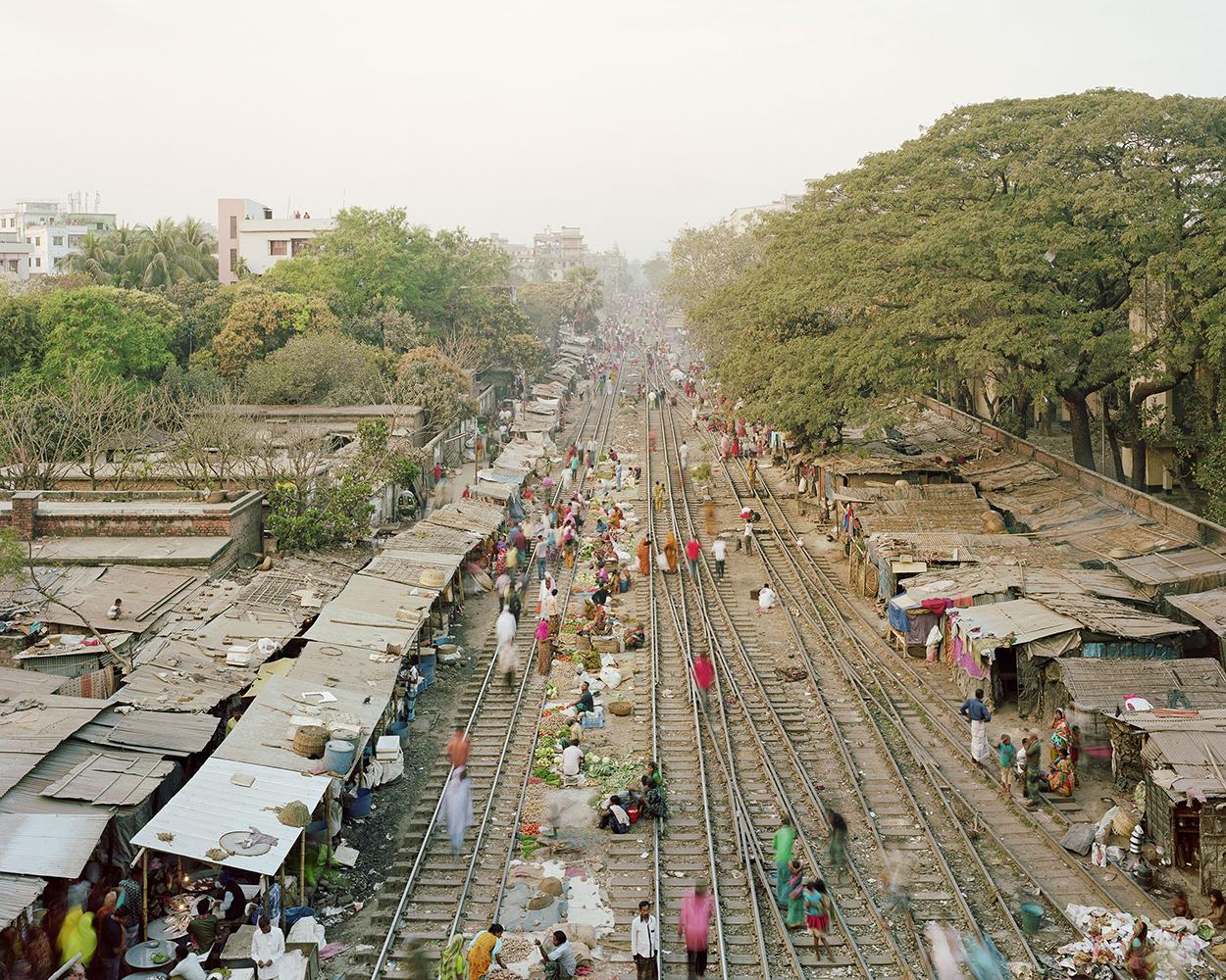 Noah Addis,  Nakhalpara #1, Dhaka , 2013