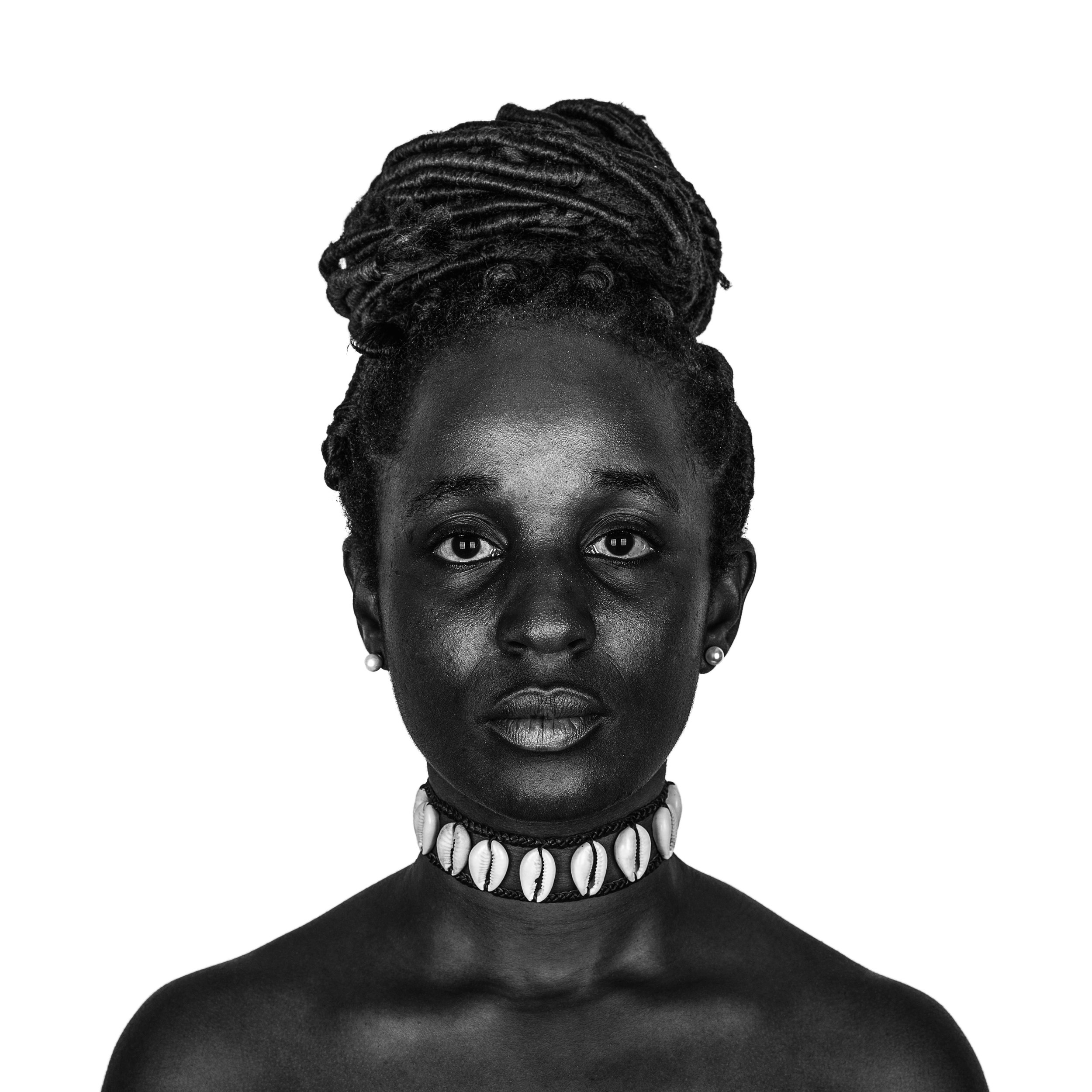 """Ima Mfon - """"A lot of times Black people are not necessarily portrayed in the best light in the media. I wanted to create pictures that had a sense of pride and elegance to them."""""""