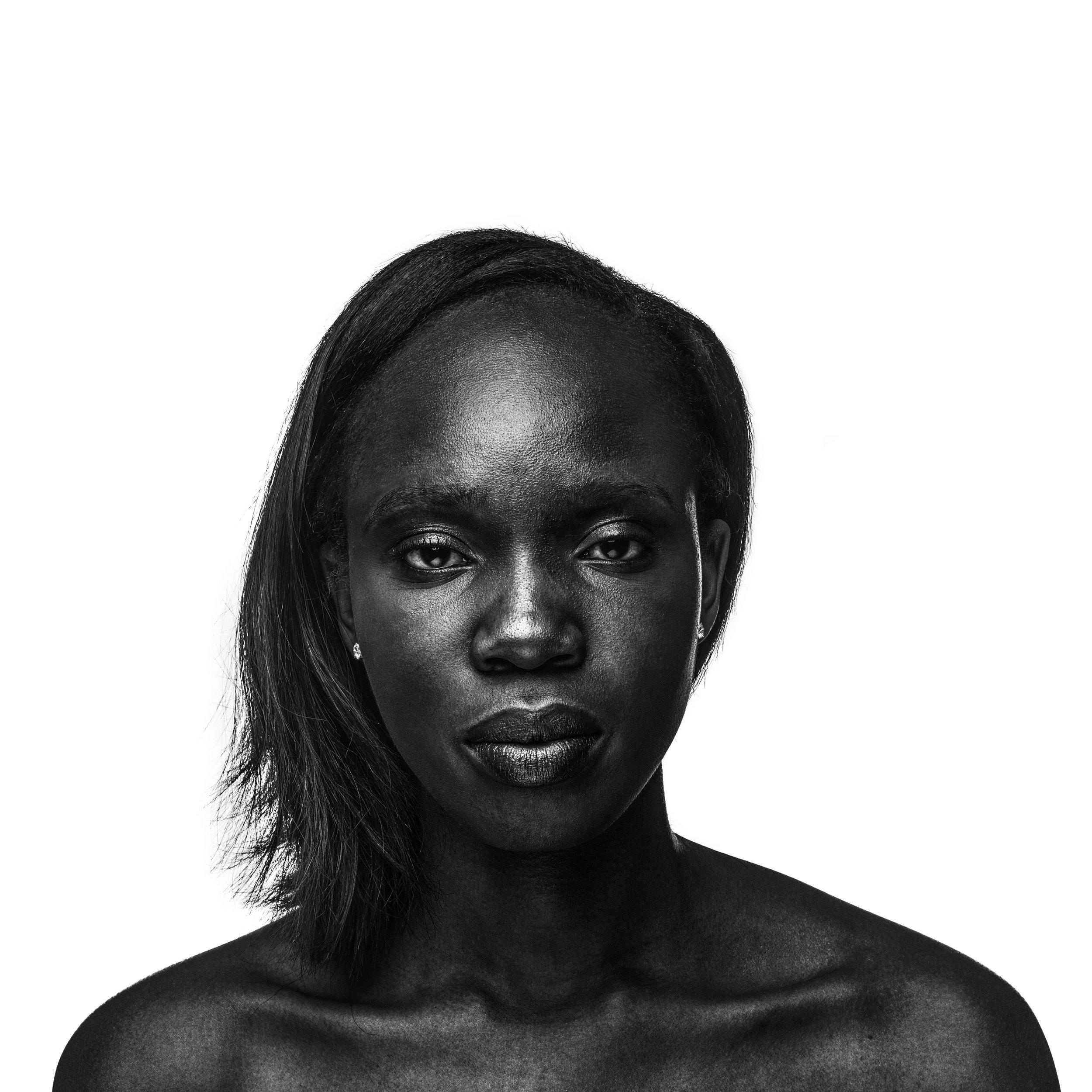 Ima Mfon,  Nigerian Identity: Untitled 12