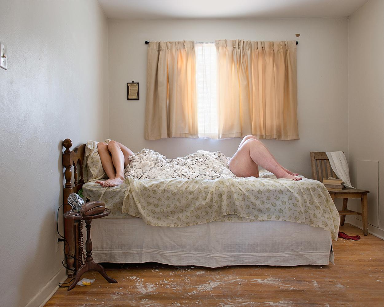 Jennifer Thoreson,  White Mass,  2014
