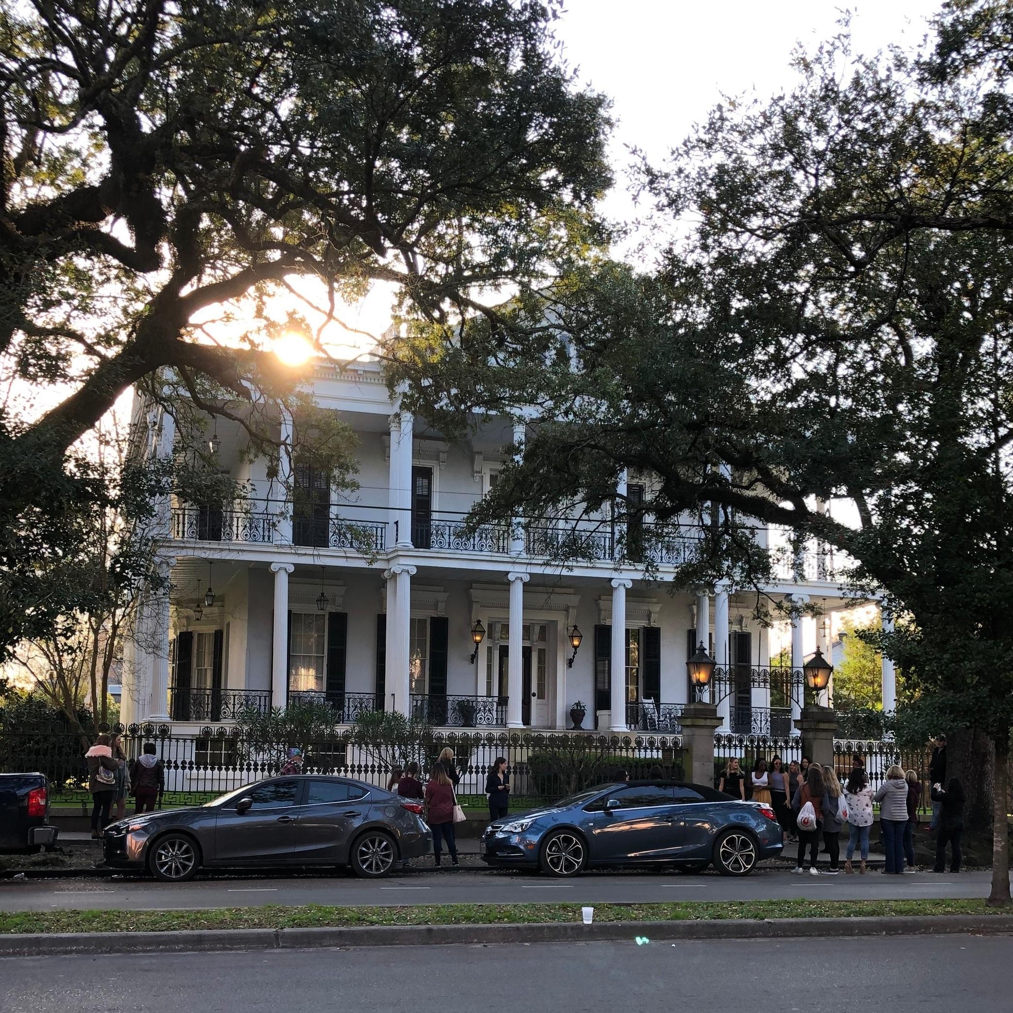 Buckner Mansion