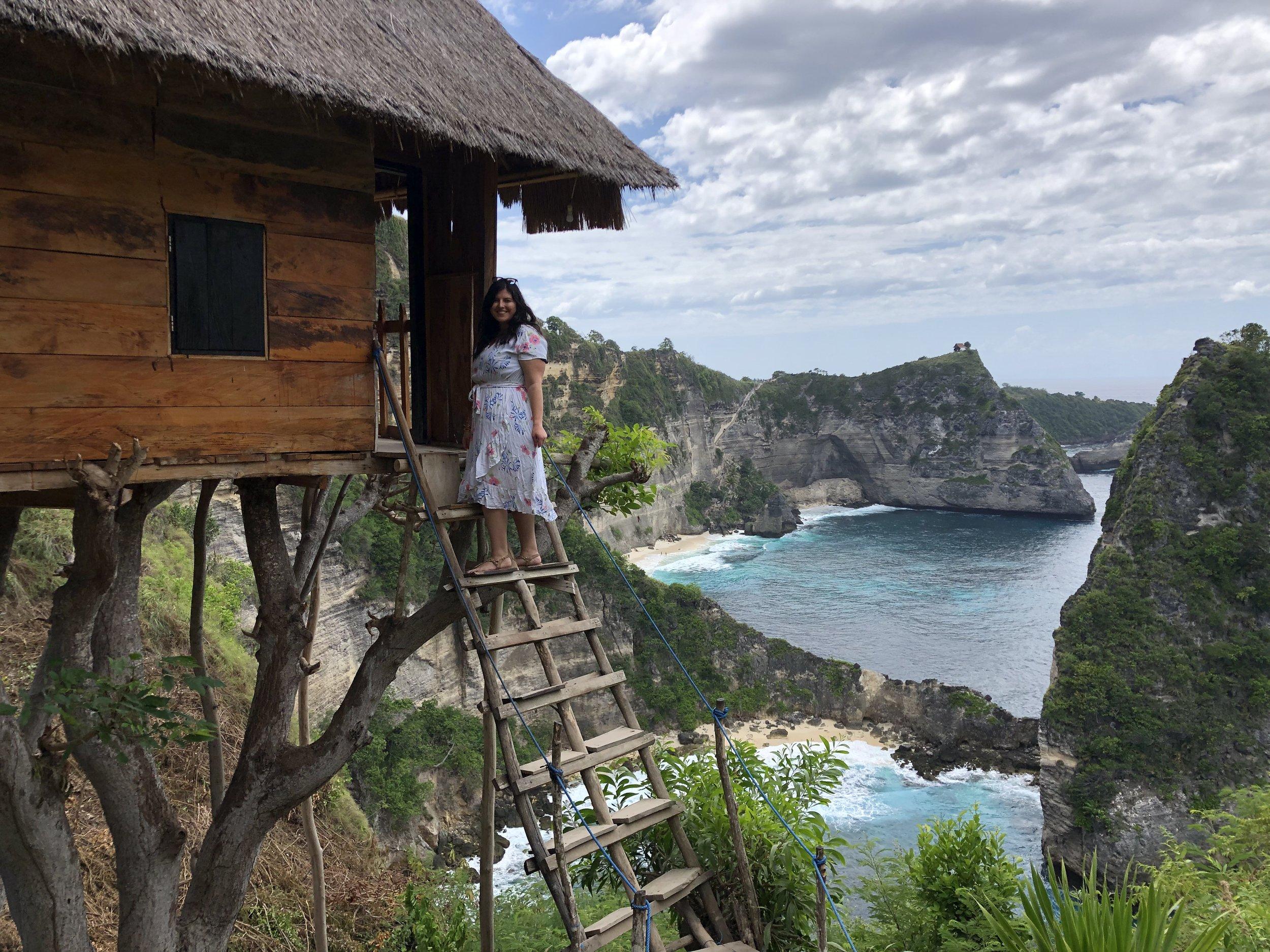 Treehouse, Nusa Penida