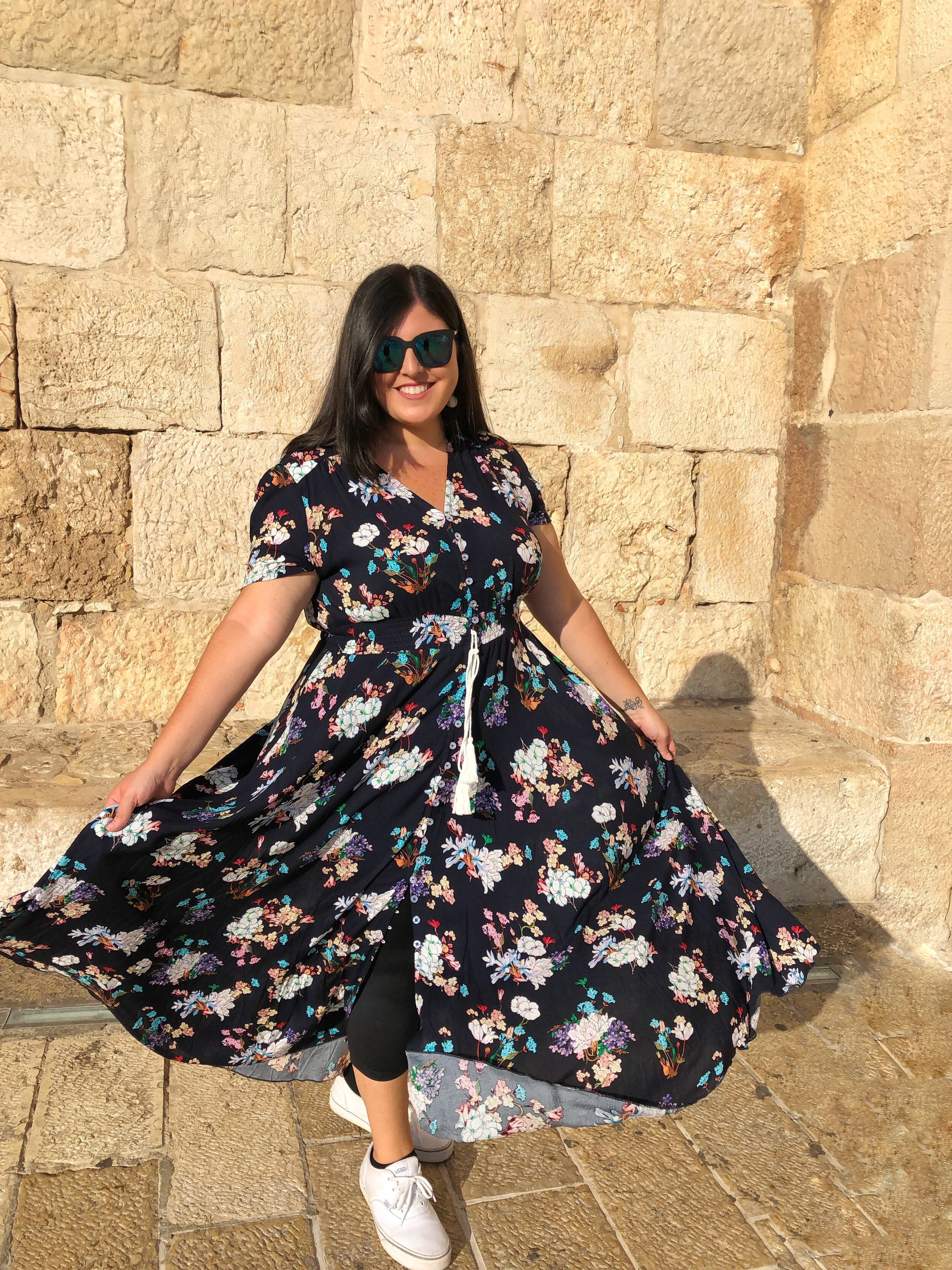 OOTD: Plus Size Maxi Dresses — ariellesays