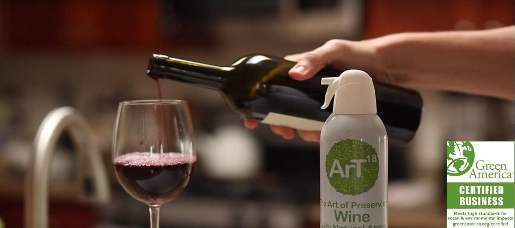 Green Certified - ArT Wine Preserver.JPG
