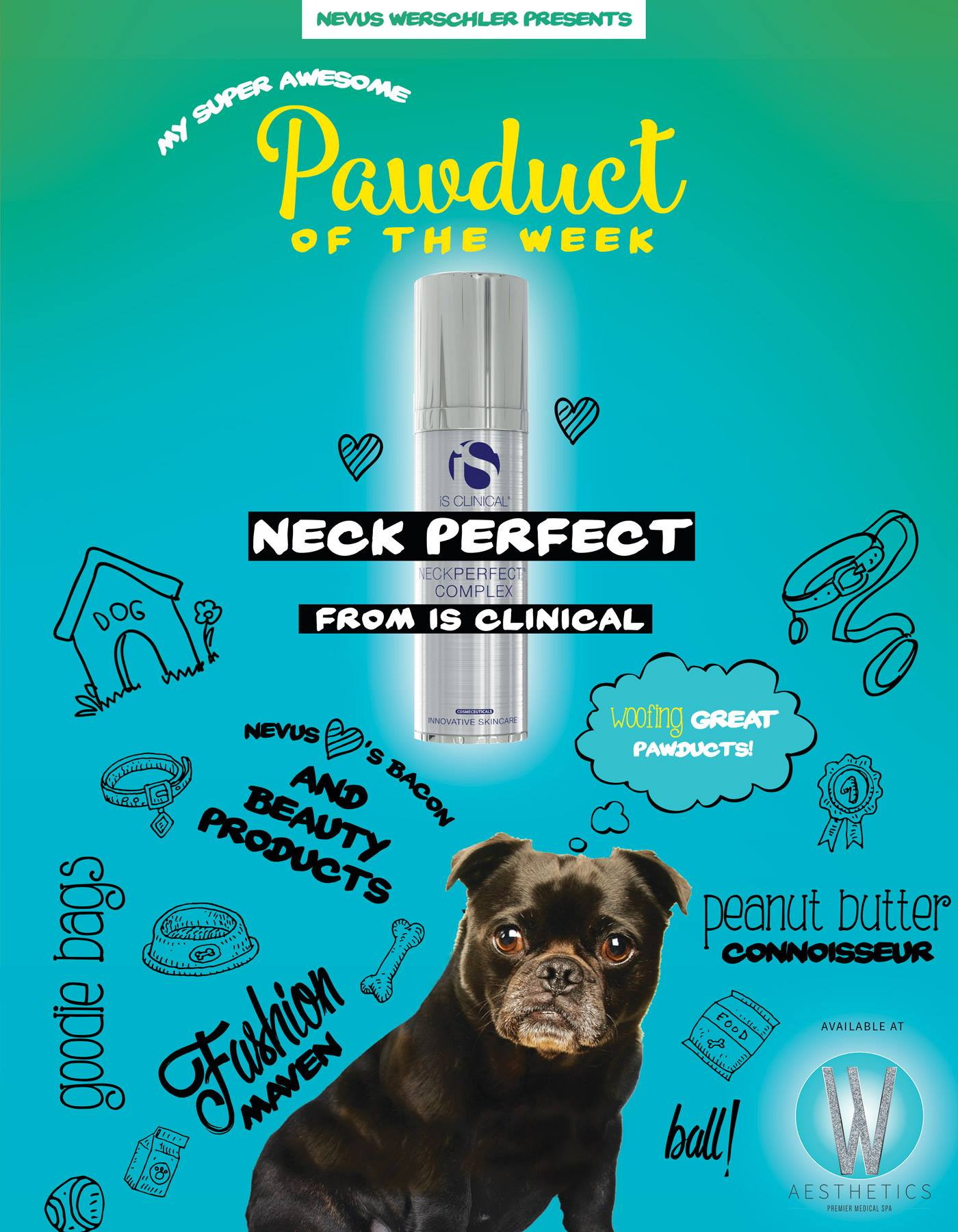 iS Clinical Neck Perfect Complex is one of the many innovative skincare products in-stock at Werschler Aesthetics Premier Medical Spa in Spokane, WA.
