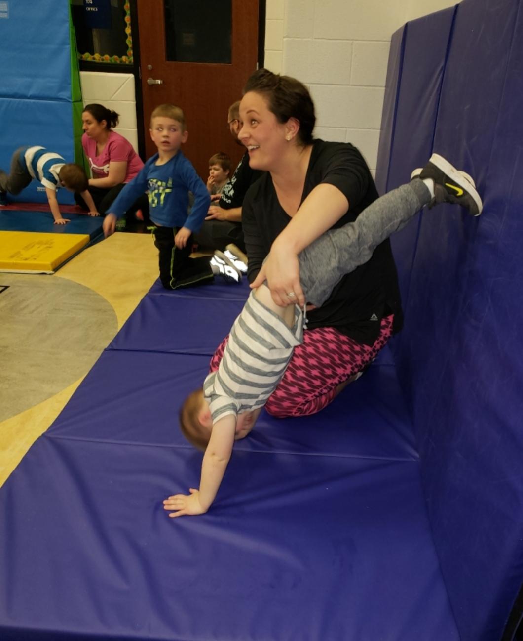 We Champion children - Coach Katya Winchell