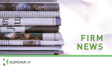 Stay up to date on firm news - Sign up to our news blog feed