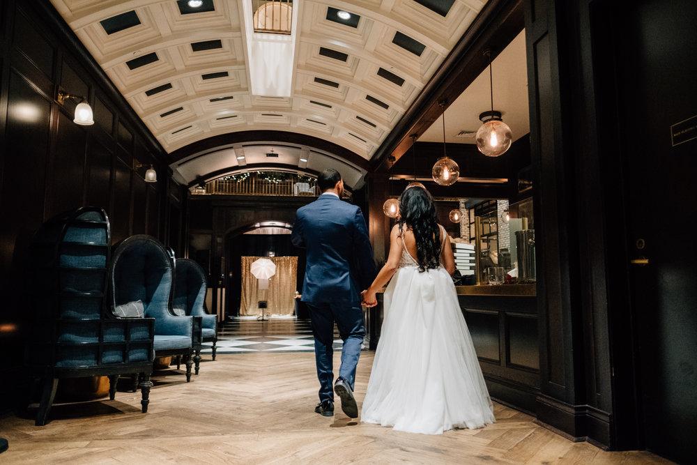 Oxford Exchange Wedding.Alondra Erwin Oxford Exchange Amethyst Weddings