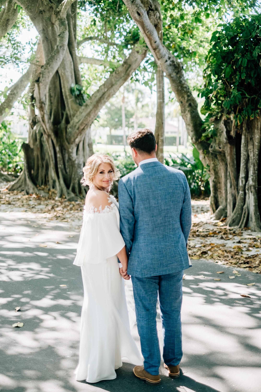 Boca Grande Banyan Street Wedding
