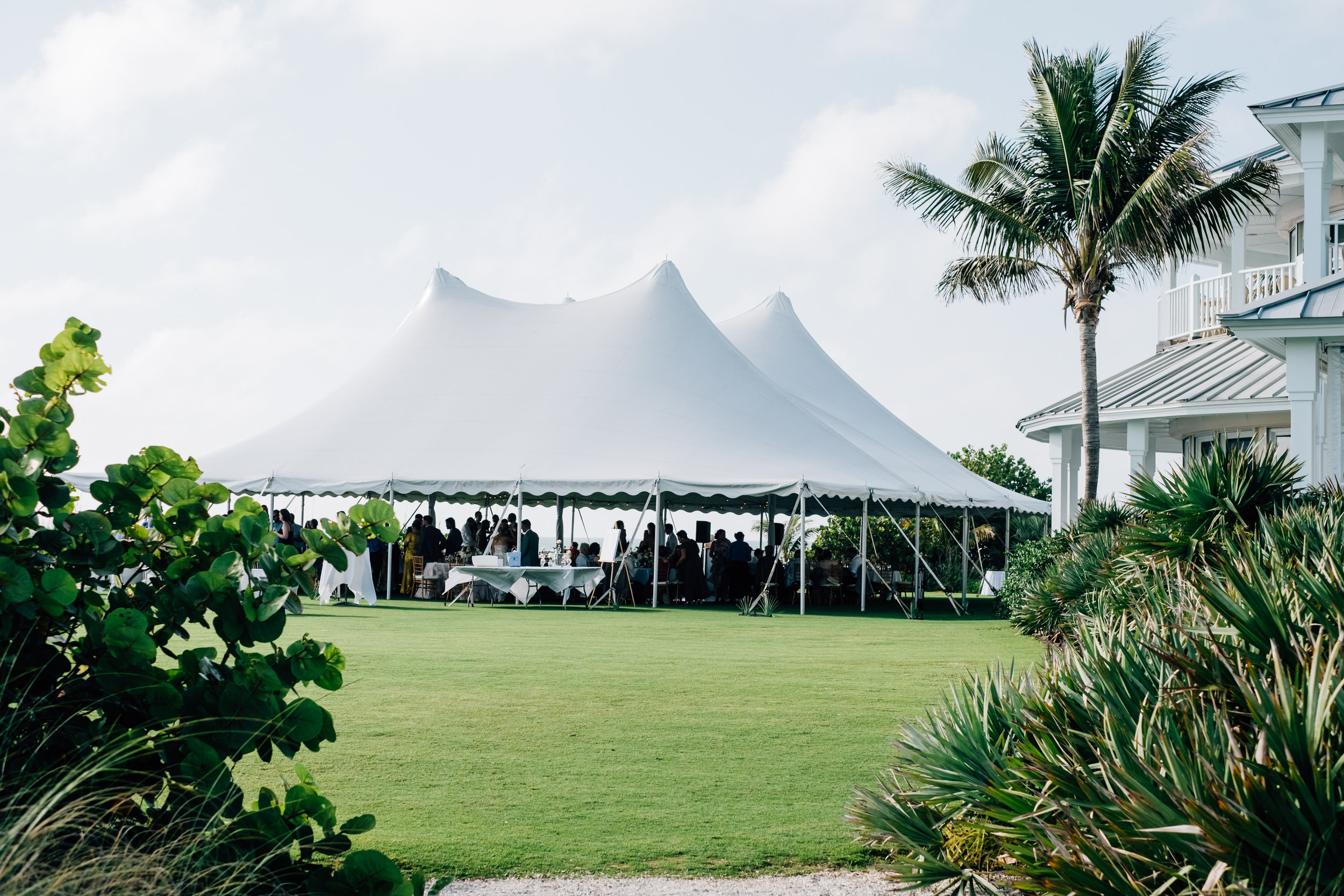 Boca Bay Pass Club Wedding Reception