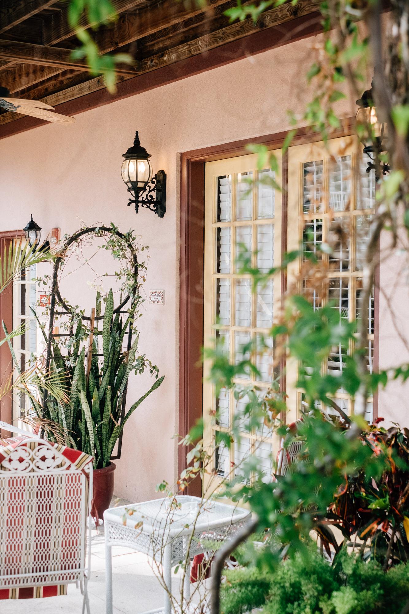 Casa de Solana St. Augustine Wedding