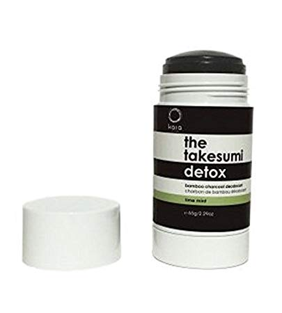 Kaia Naturals Takesumi Detox Charcoal Deodorant