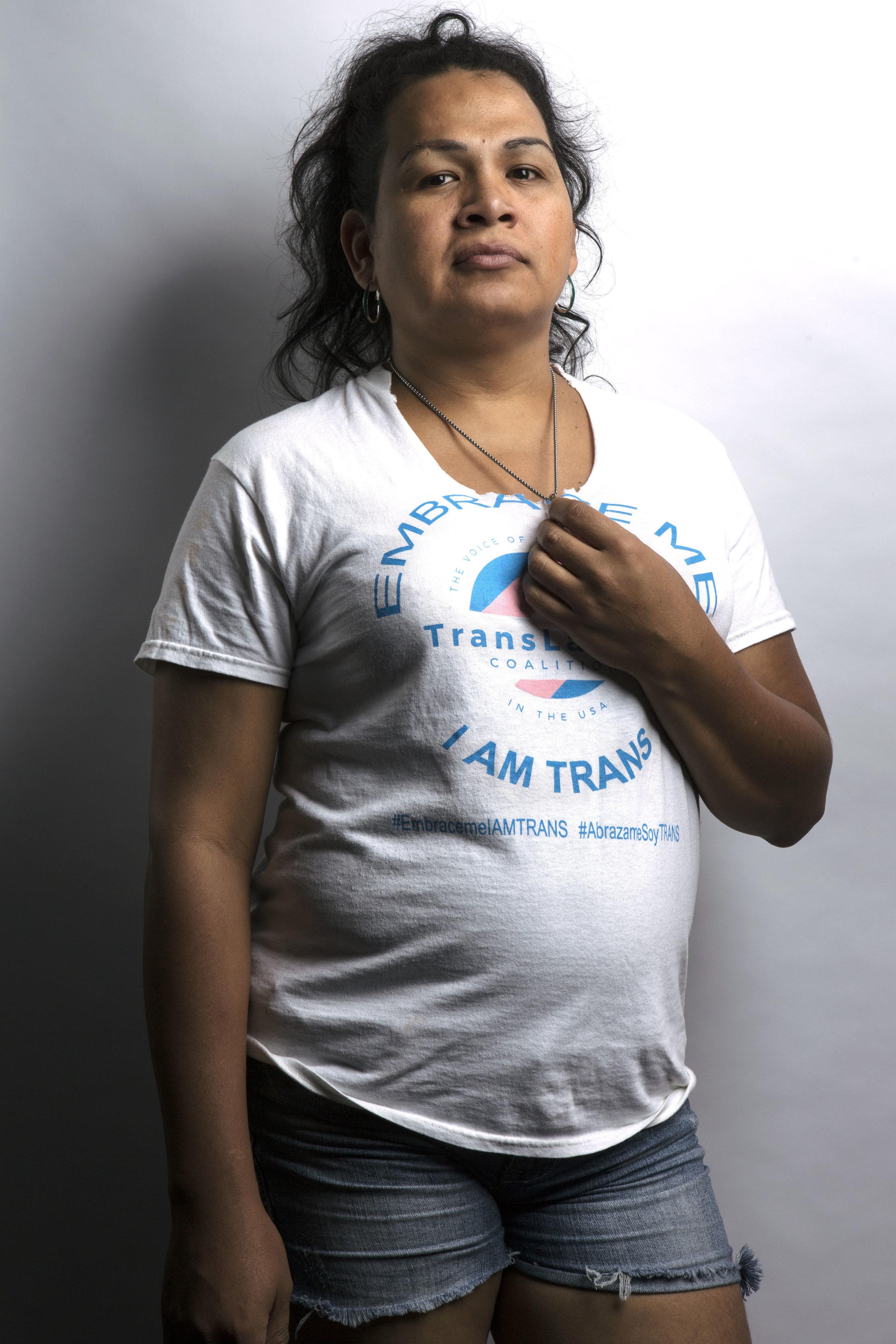 Alexa Rodriguez, 39. El Salvador
