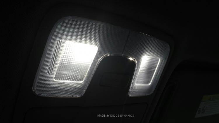 Interior Lighting - We offer a wide range of interior lighting set-ups from drop in LED bulbs to RGB foot well lighting and everything in between! Perfect for anyone looking to bring out some life in their car!