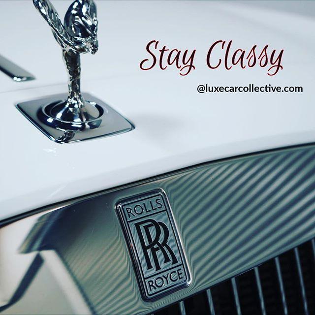 ☀️ You Stay Classy San Diego!! #luxecarcollective #rent #rental #carsharing #fastcars #wedding #photoshoot #rollsroyce #stayclassy #sandiego #travel #vacation #treatyourself #california #adventure #monday
